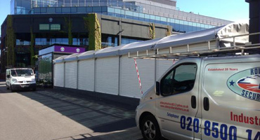 ROLLER SHUTTERS & SECURITY